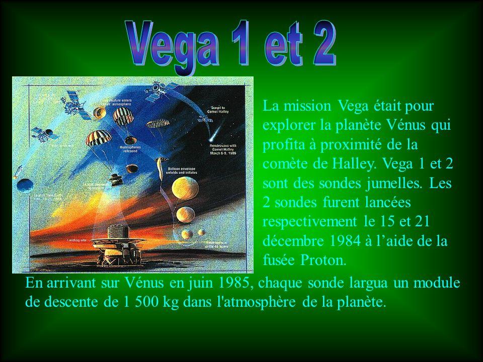 Vega 1 et 2