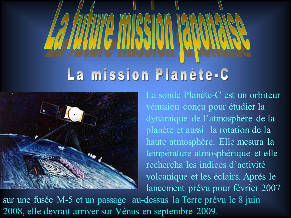 La future mission japonaise