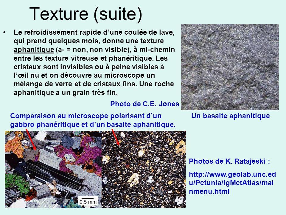Texture (suite)