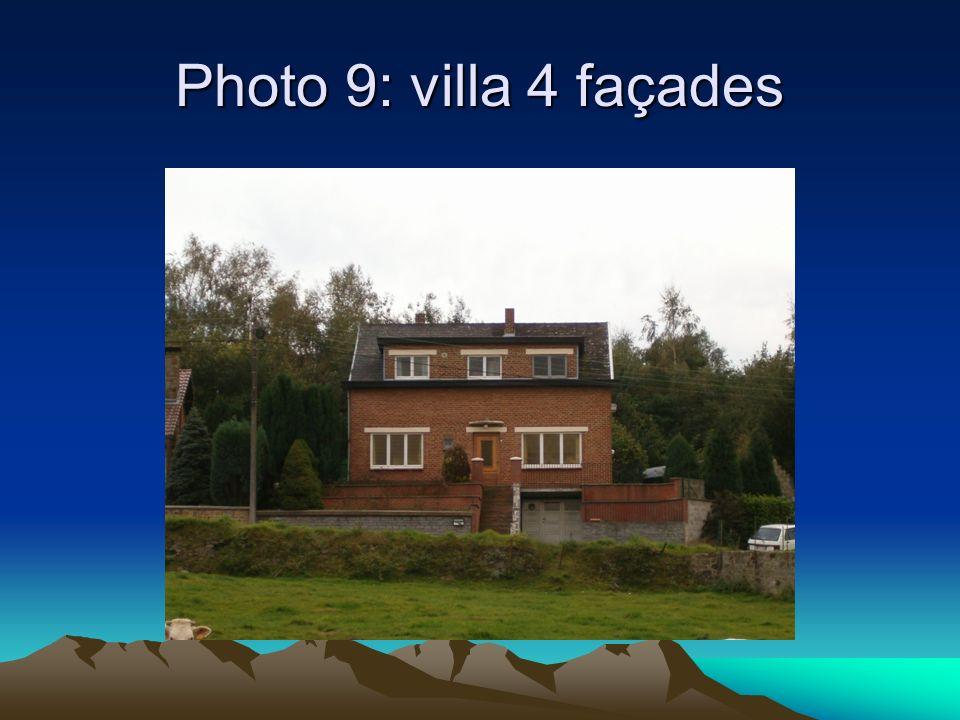Photo 9: villa 4 façades