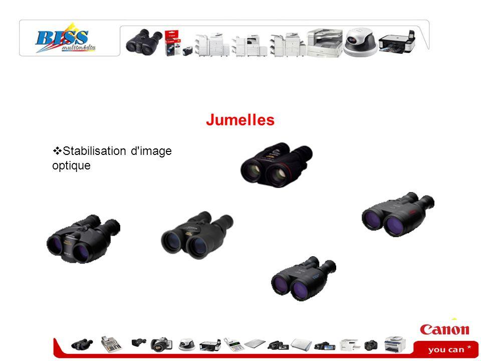 Jumelles Stabilisation d image optique