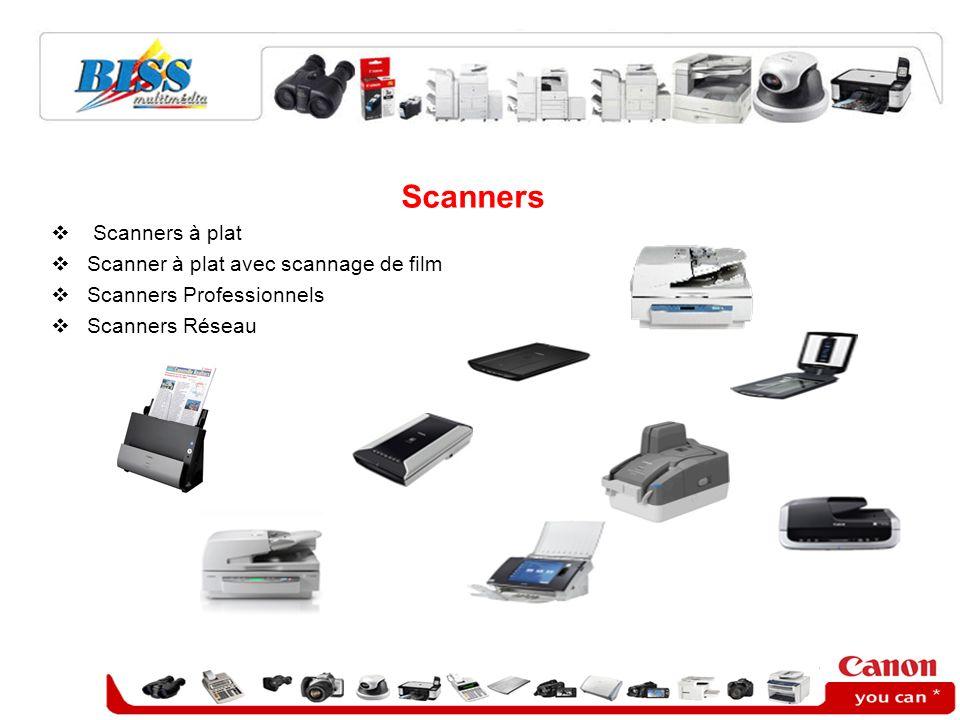 Scanners Scanners à plat Scanner à plat avec scannage de film