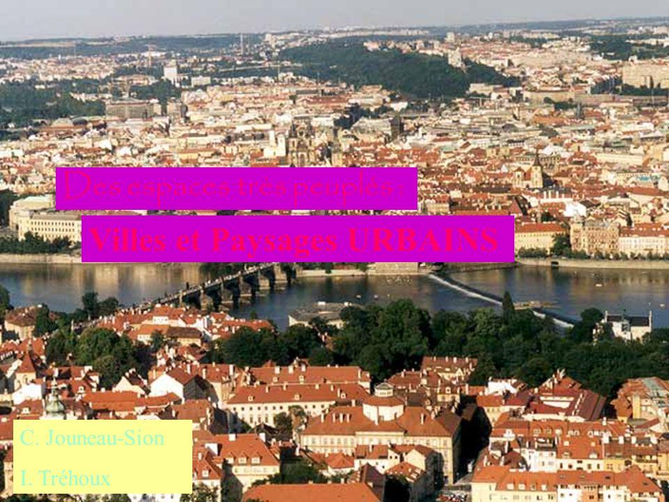 Villes Et Paysages villes et paysages urbains - ppt video online télécharger
