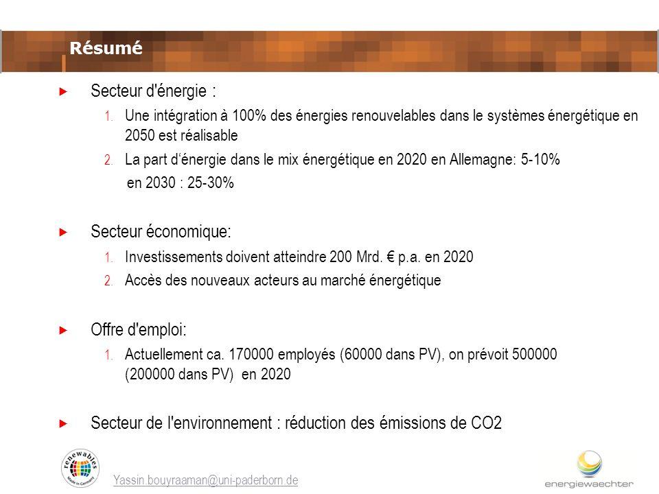 Secteur de l environnement : réduction des émissions de CO2