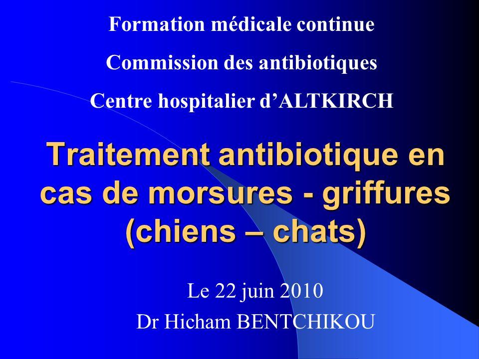 Le 22 juin 2010 Dr Hicham BENTCHIKOU