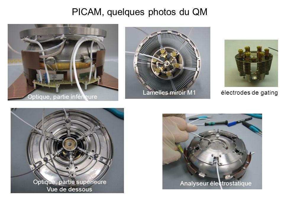 PICAM, quelques photos du QM