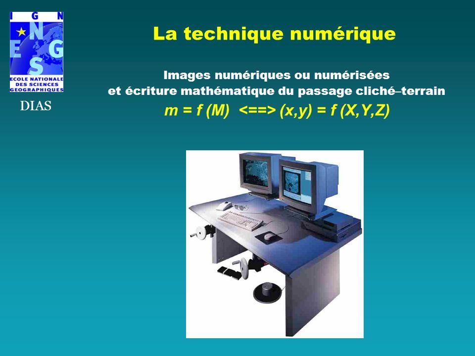 La technique numérique