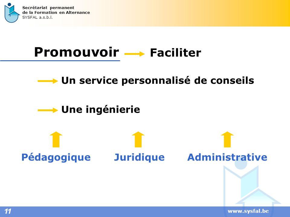 Promouvoir Faciliter Un service personnalisé de conseils