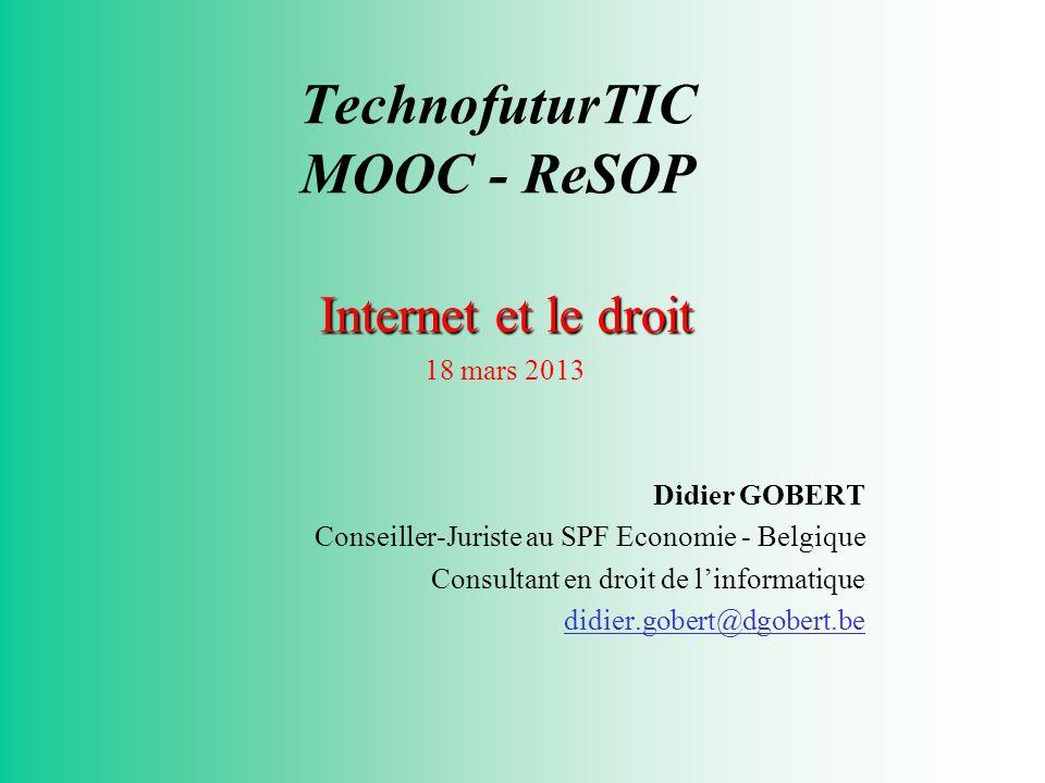 TechnofuturTIC MOOC - ReSOP