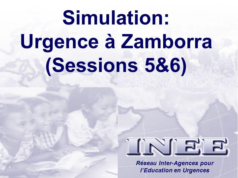 Réseau Inter-Agences pour l'Education en Urgences