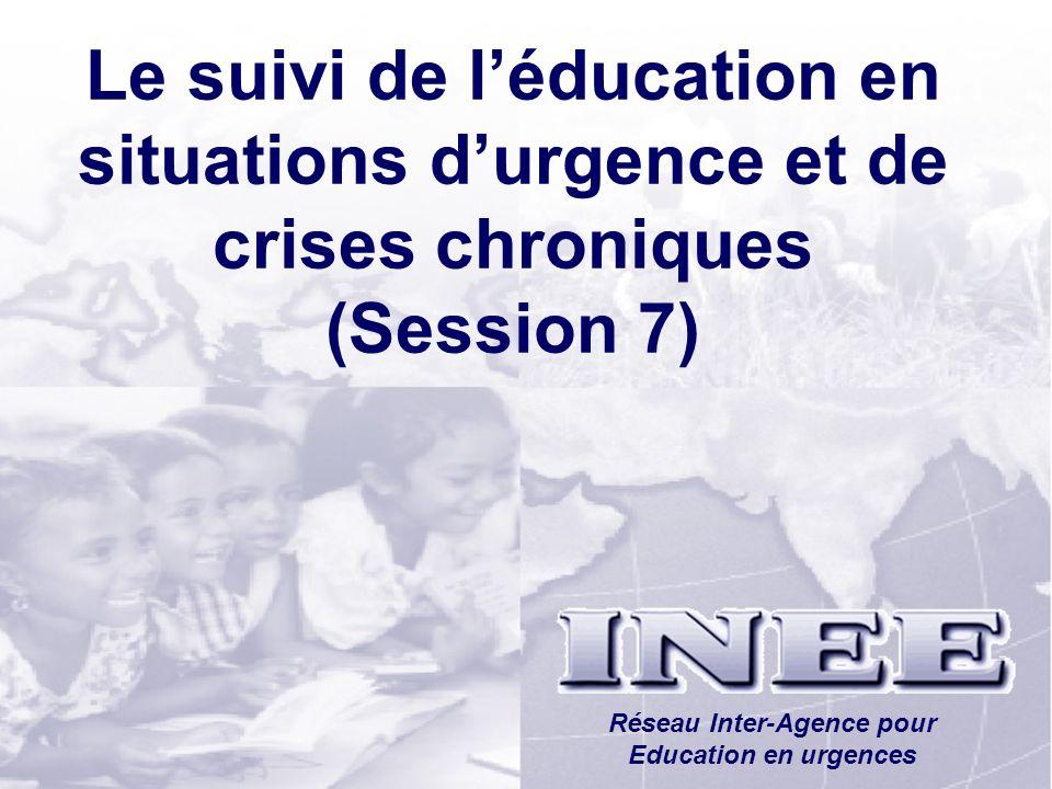 Réseau Inter-Agence pour Education en urgences