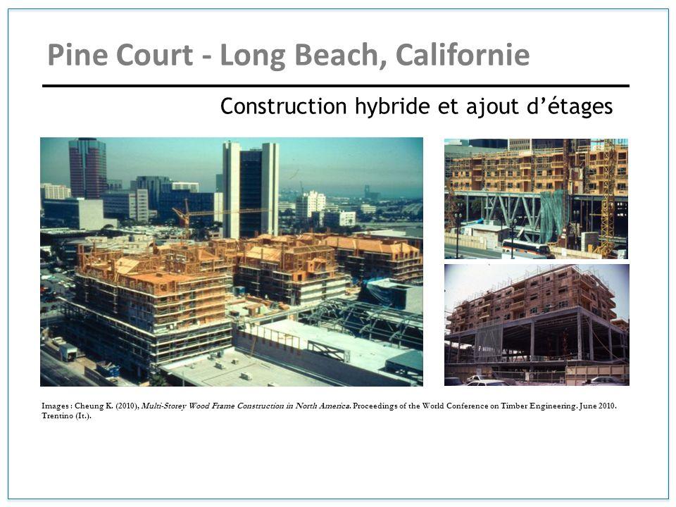 Construction hybride et ajout d'étages