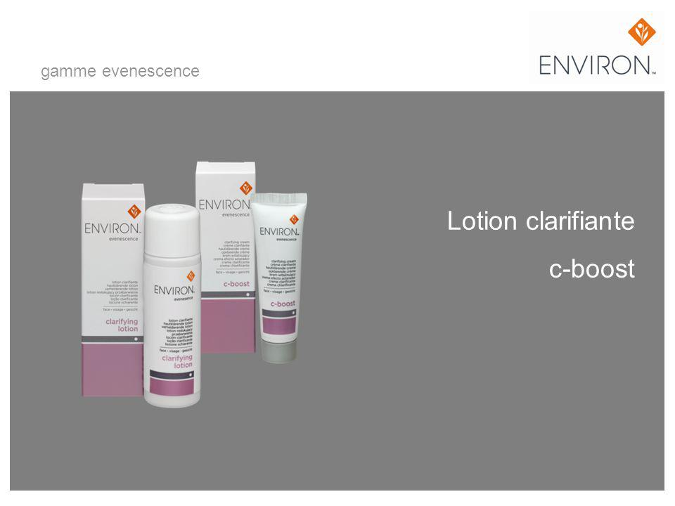Lotion clarifiante c-boost