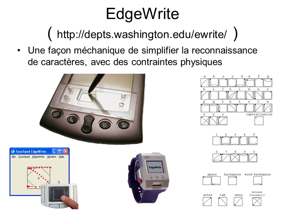 EdgeWrite ( http://depts.washington.edu/ewrite/ )