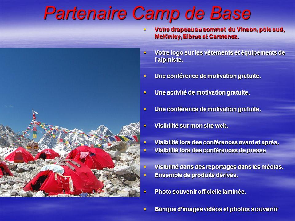 Partenaire Camp de Base