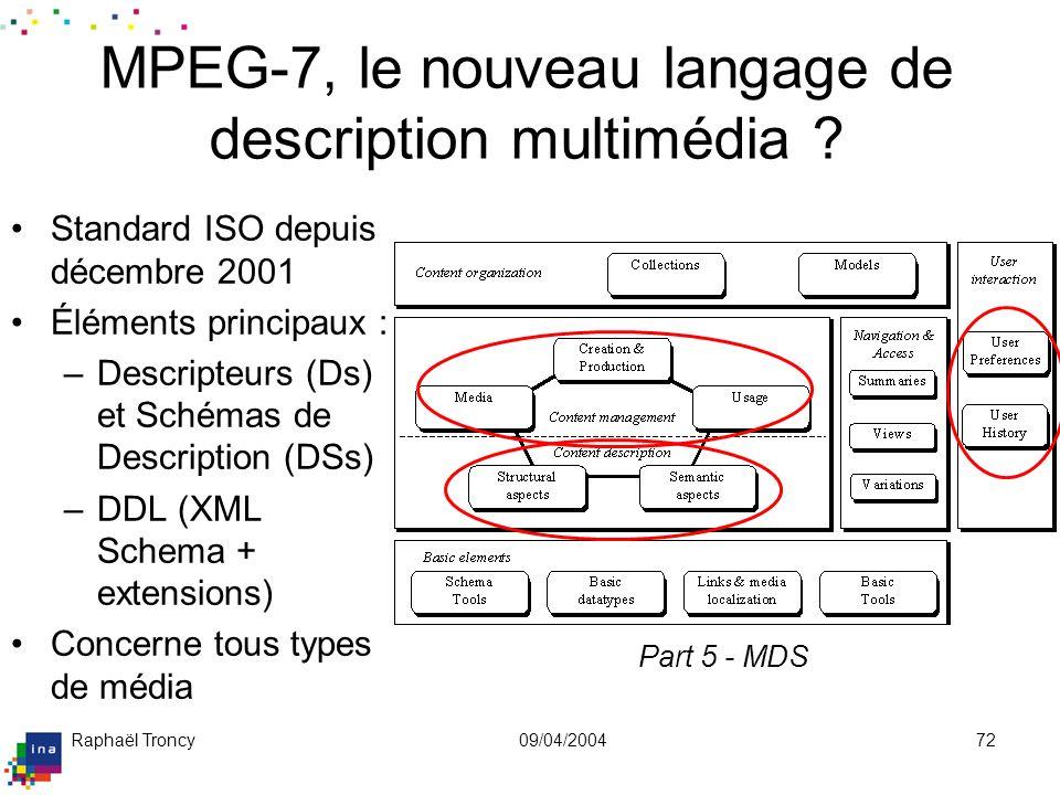 Structure et sémantique (1/2)