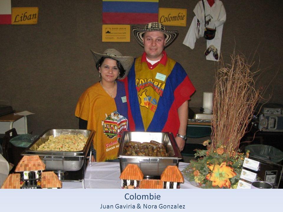 Juan Gaviria & Nora Gonzalez