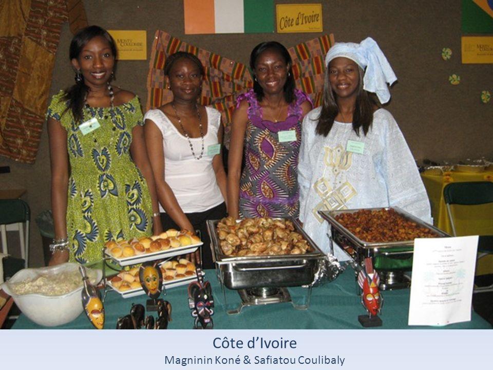 Magninin Koné & Safiatou Coulibaly