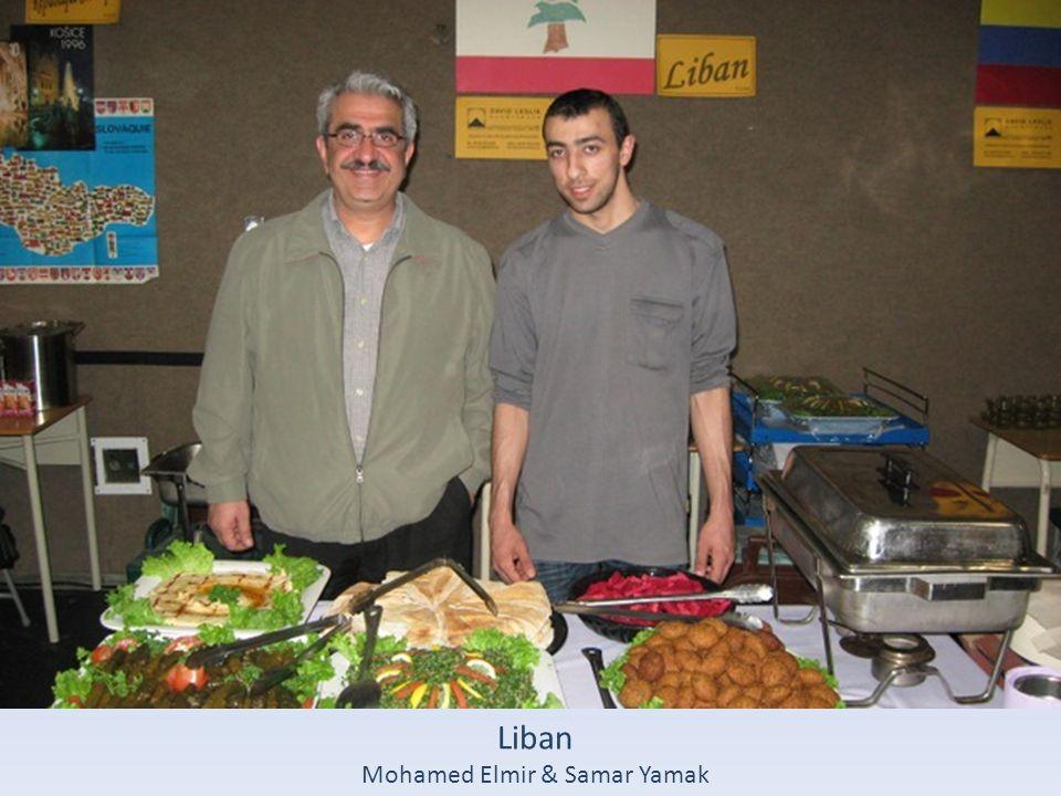 Mohamed Elmir & Samar Yamak
