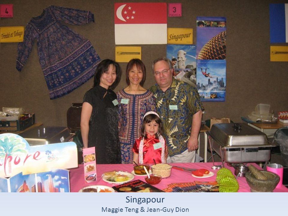 Maggie Teng & Jean-Guy Dion