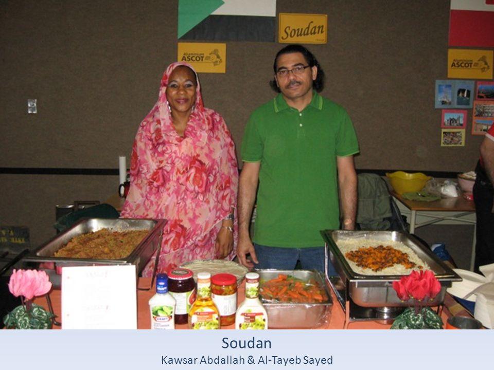 Kawsar Abdallah & Al-Tayeb Sayed