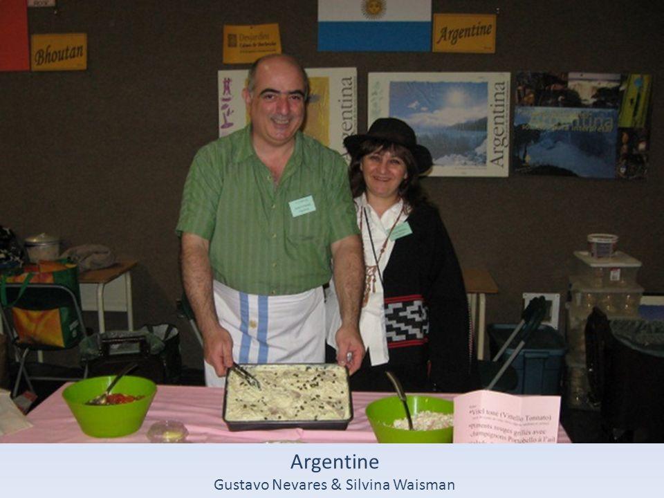 Gustavo Nevares & Silvina Waisman