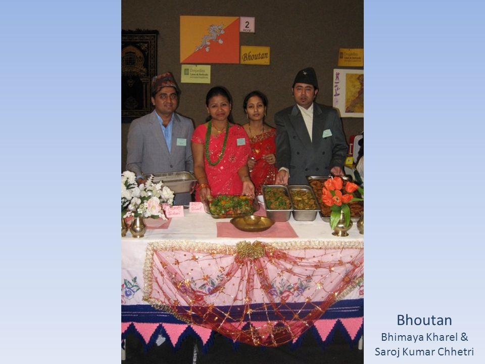 Bhoutan Bhimaya Kharel & Saroj Kumar Chhetri