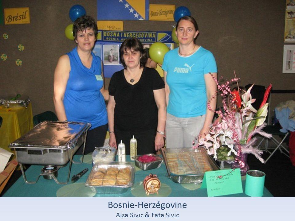 Bosnie-Herzégovine Aisa Sivic & Fata Sivic