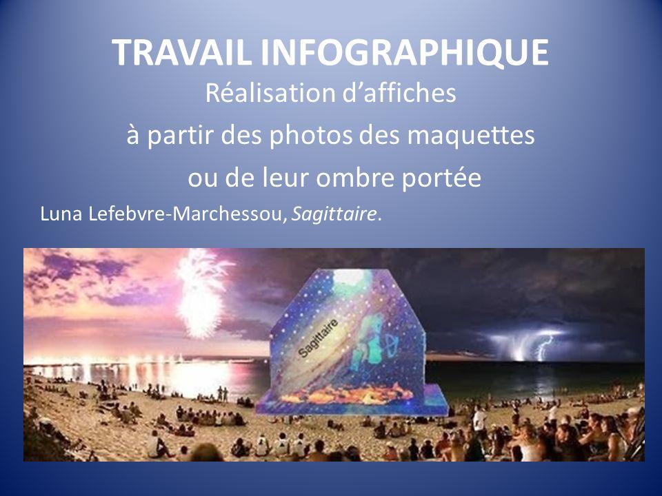TRAVAIL INFOGRAPHIQUE