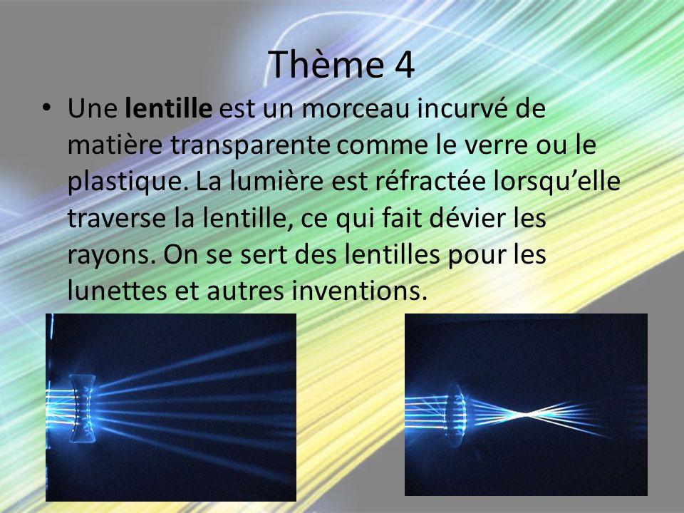 Thème 4