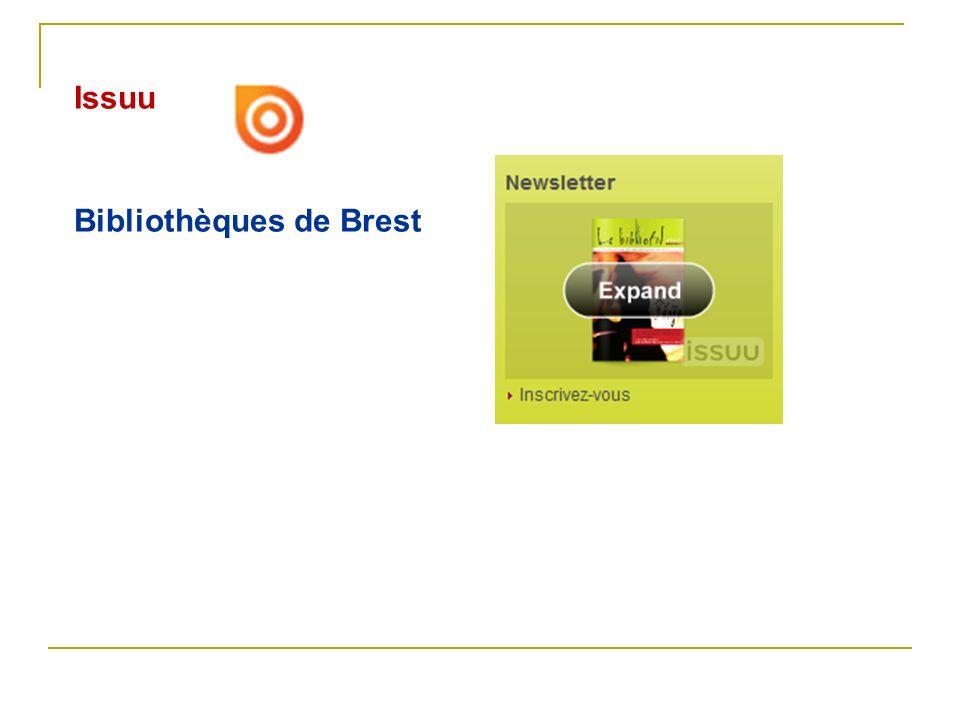 Issuu Bibliothèques de Brest