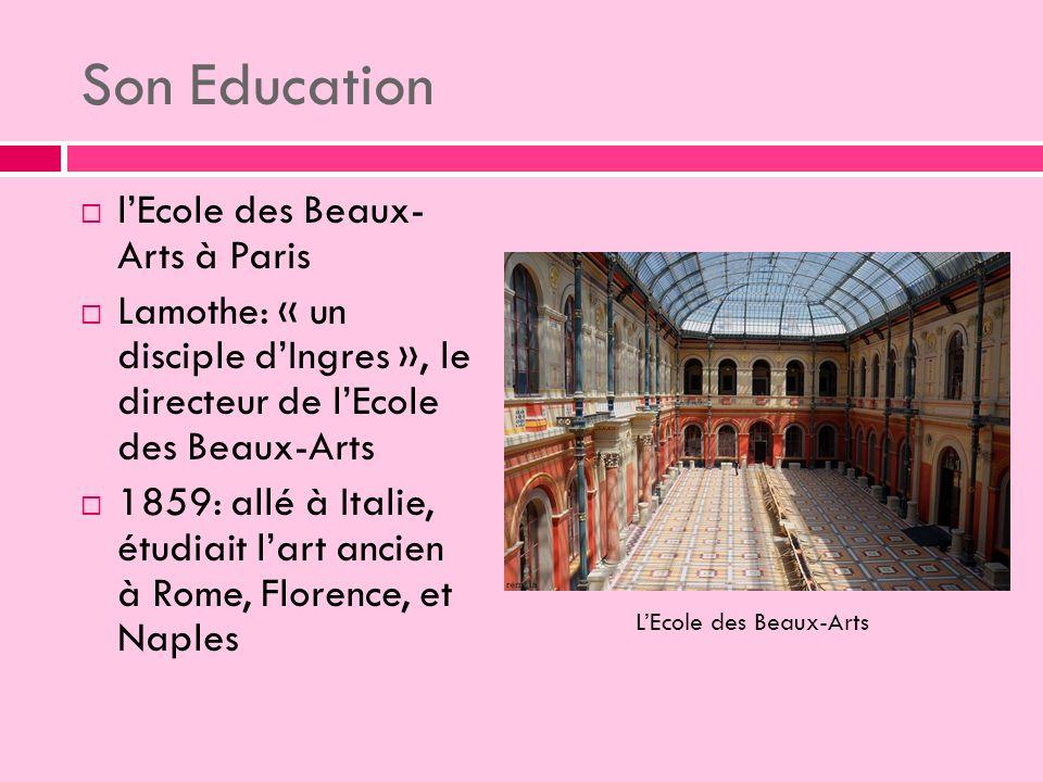 L'Ecole des Beaux-Arts