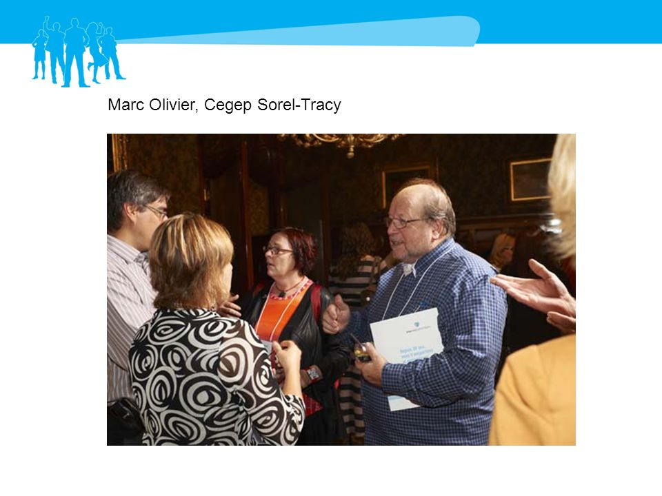 Marc Olivier, Cegep Sorel-Tracy