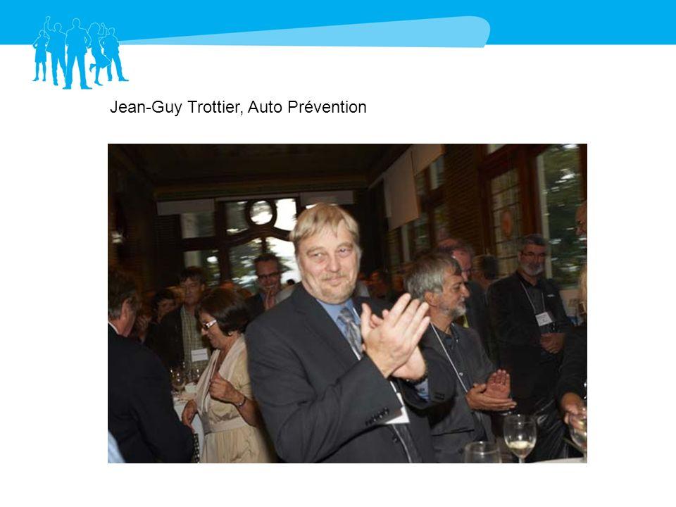 Jean-Guy Trottier, Auto Prévention