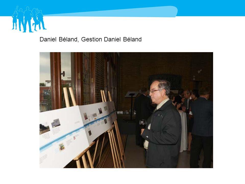 Daniel Béland, Gestion Daniel Béland