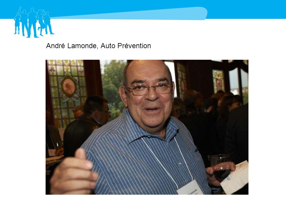 André Lamonde, Auto Prévention