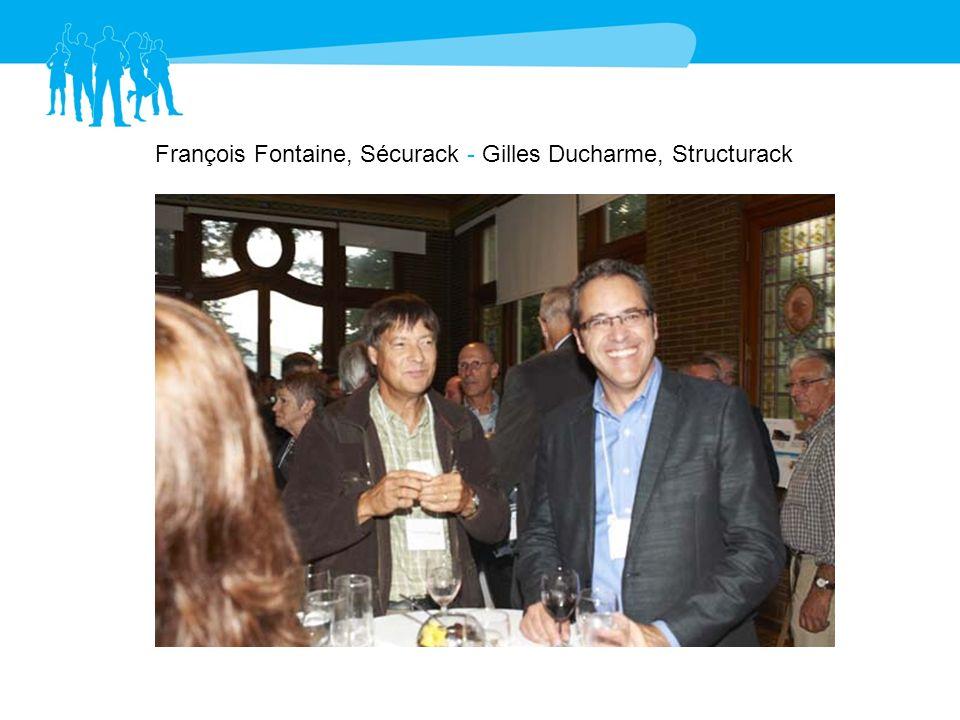 François Fontaine, Sécurack - Gilles Ducharme, Structurack