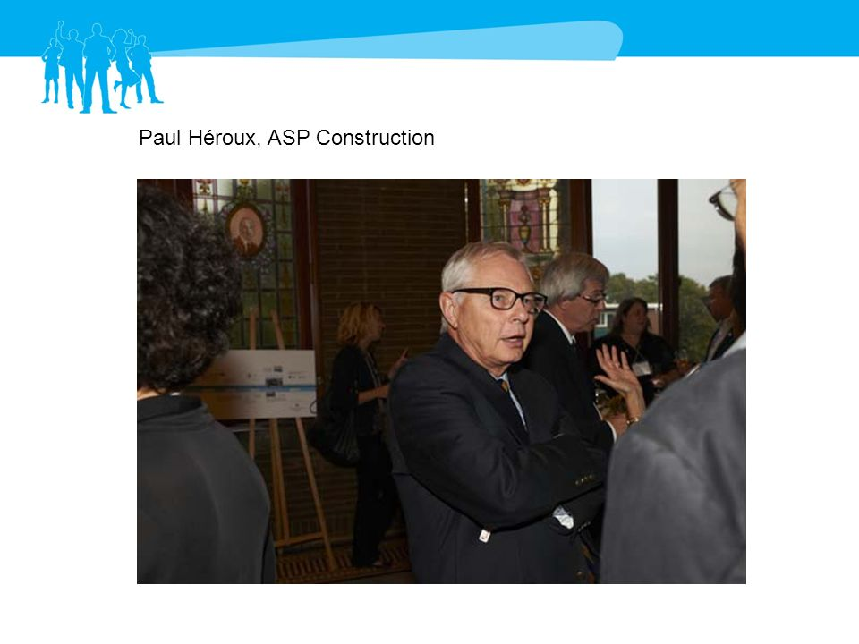 Paul Héroux, ASP Construction