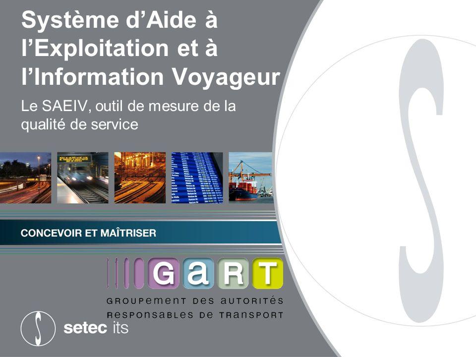 Système d'Aide à l'Exploitation et à l'Information Voyageur
