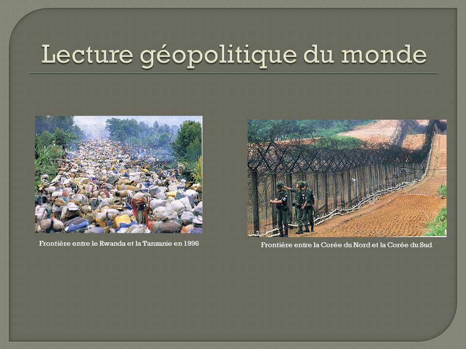 Lecture géopolitique du monde