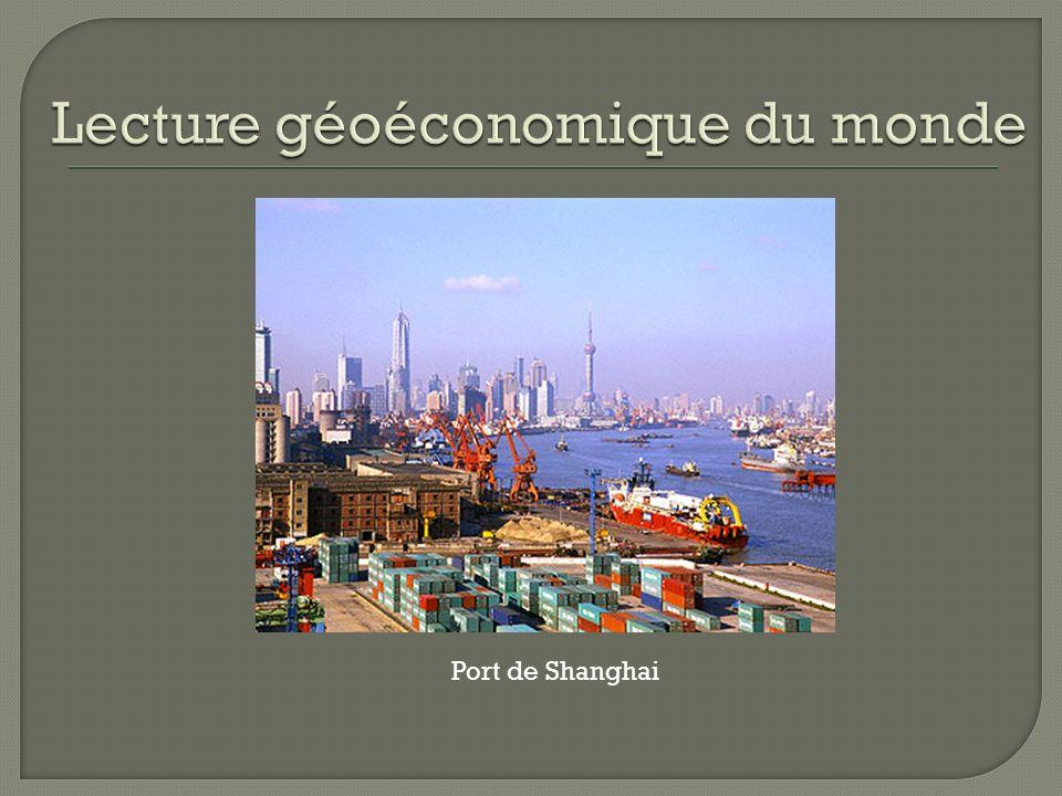 Lecture géoéconomique du monde
