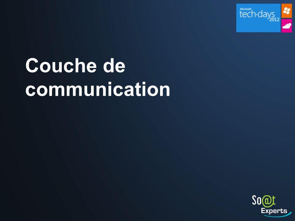 Couche de communication