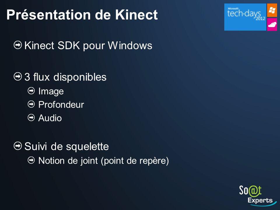 Présentation de Kinect