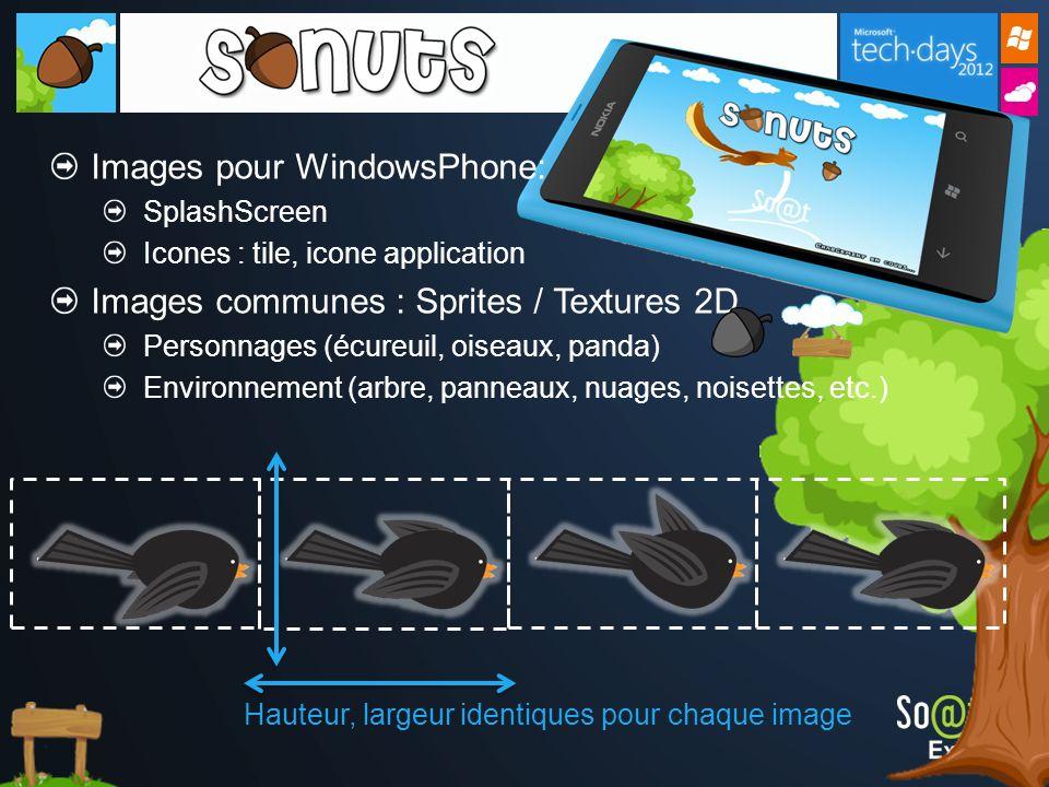 Images pour WindowsPhone: