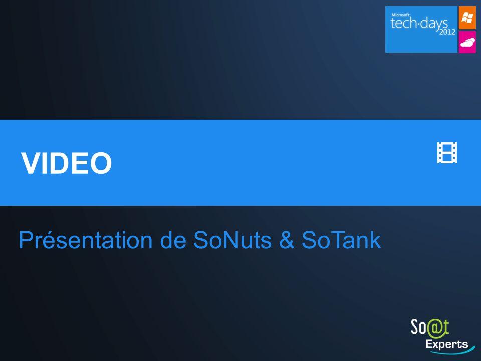 Présentation de SoNuts & SoTank