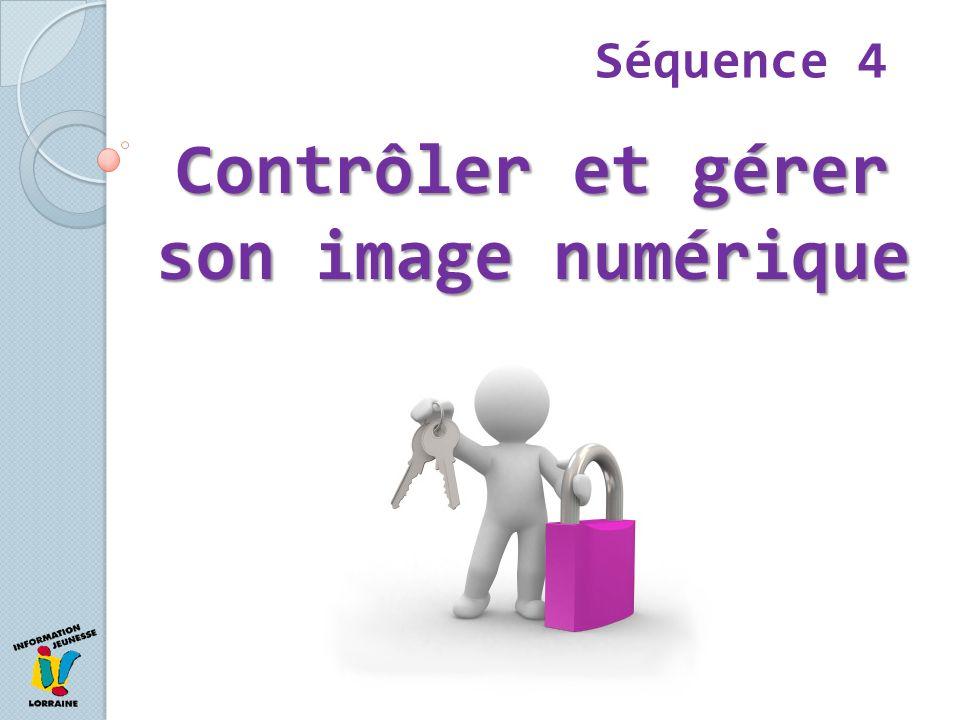 Contrôler et gérer son image numérique