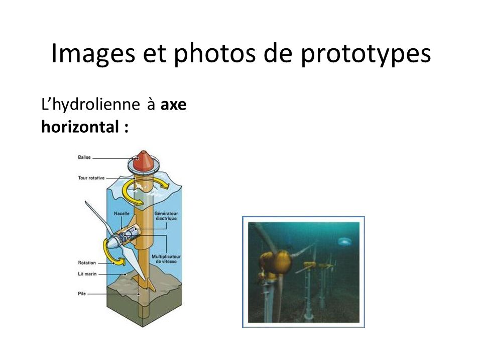 Images et photos de prototypes