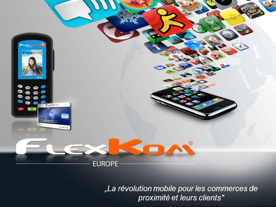 """""""La révolution mobile pour les commerces de"""