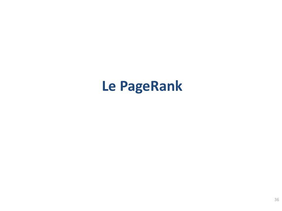 Le PageRank