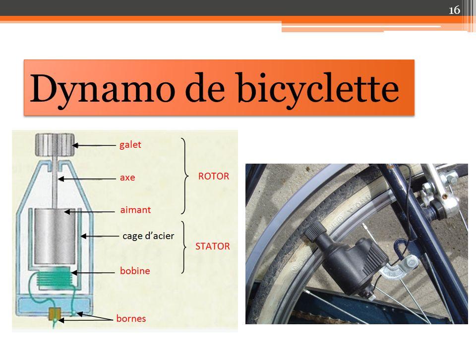 Dynamo de bicyclette